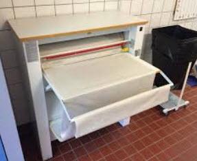 machine à gaufrer
